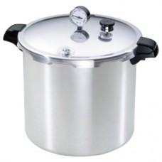 Presto 23Q Pressure Cooker With 24 x RM Jars,4pce Tool Set,  3pce Reg   - SOLD OUT MORE SOON