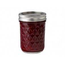 Ball Quilted 8oz Jars & Lids x 6 - Regular Mail