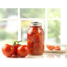 SOLD OUT - Ball regular Mouth Quart Jars and Lids x 6