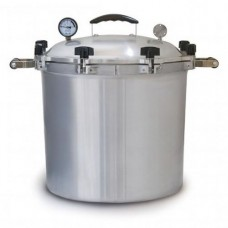 All American Pressure Canner  30 Quart, 28.5 Liters -