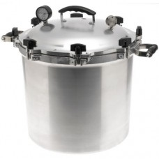 All American Pressure Canner  41.5 Quart, 39 Liters - SOLD OUT MORE SOON