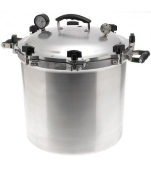 All American Pressure Canner  41.5 Quart, 39 Liters - email us for shipping quotes