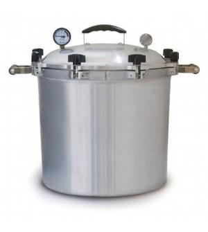 All American Pressure Canner  21.5 Quart, 20 Liters