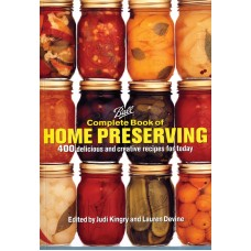 SOLD OUT - Ball Complete Book of Home Preserving