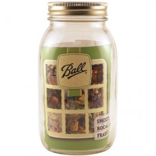 Ball Regular Mouth Smooth Art Jars & Lids x 12 - Sold out more soon