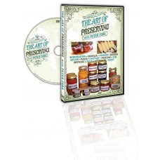 The Art of Preserving By Peter Ford DVD - Free Postage - SOLD OUT MORE SOON
