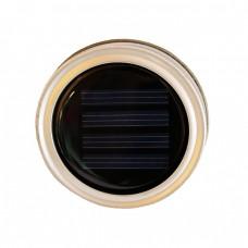 Regular mouth Solar Powered light Lid x 1